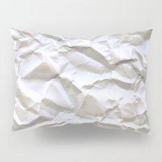 White Trash Pillow Sham