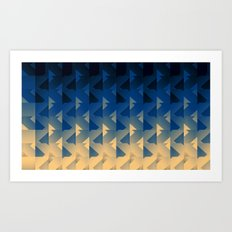 Day Break Art Print