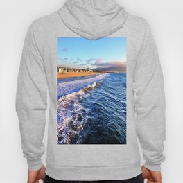 "Hermosa Beach ""On the Pier 2"" Hoody"