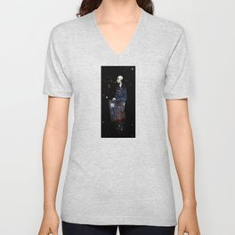 Space Dee Unisex V-Neck
