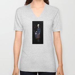 Space Dee Unisex V-Neck