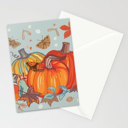 Pumpkin Patch Stationery Cards