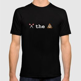 cut the shit T-shirt