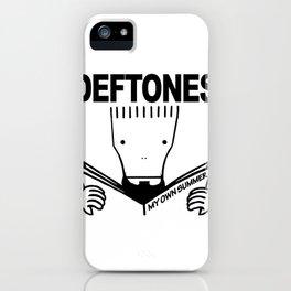 Descentones iPhone Case