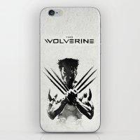 x men iPhone & iPod Skins featuring X-MEN by bimorecreative