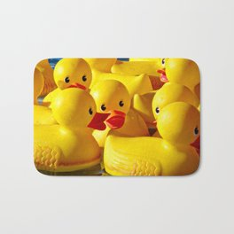 When they toss the ring, duck! Bath Mat