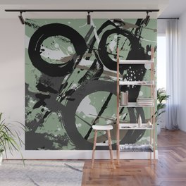 Enso Groove F by Kathy Morton Stanion Wall Mural