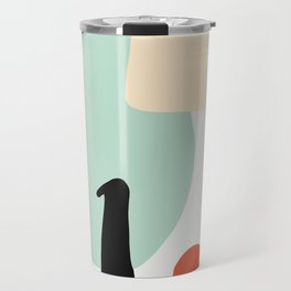 Matisse Shapes 4 Travel Mug