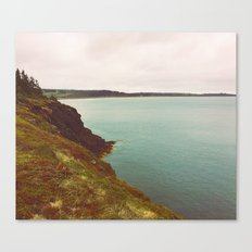 Wild Nova Scotia Canvas Print