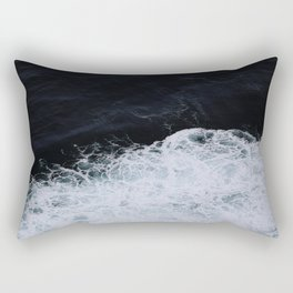 Paint like the Ocean Rectangular Pillow