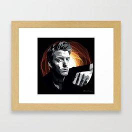 Josh Homme Framed Art Print