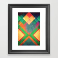 Backlash Framed Art Print