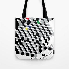 Functional emotional Tote Bag