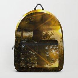 Sunset Flare Backpack