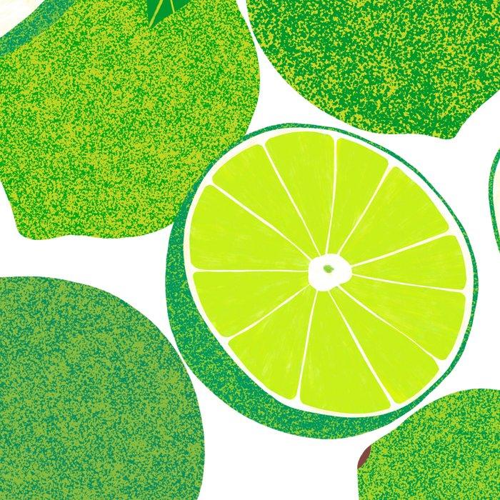 Lime Harvest Leggings