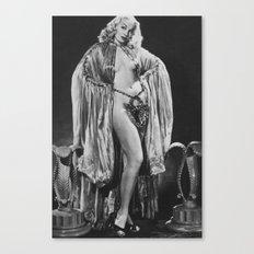 Iconic Images: Lili St. Cyr Canvas Print