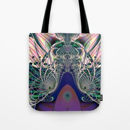 Fractal Abstract 94 Tote Bag