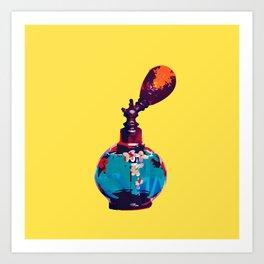 Le Parfum_01 Art Print