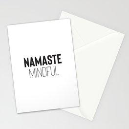 Namaste Mindful Stationery Cards