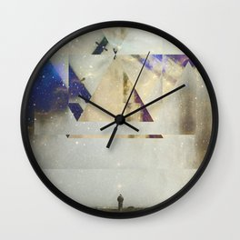 Fractions 01 Wall Clock