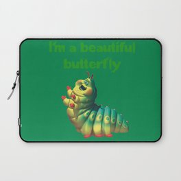 I'm a beautiful butterfly Laptop Sleeve