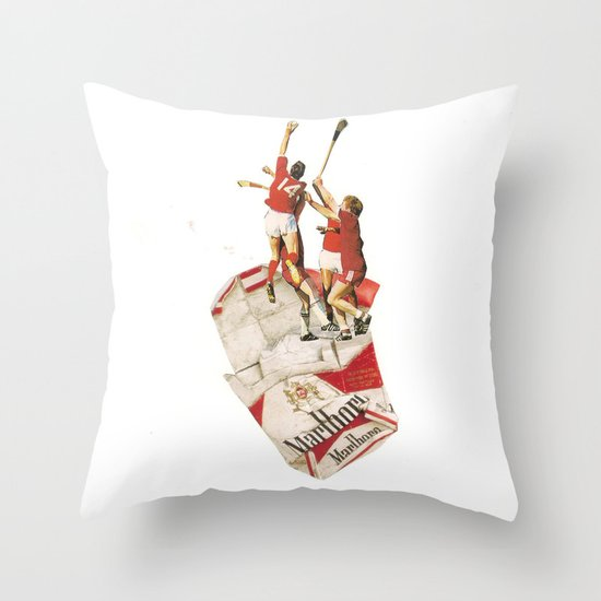Sig Or Etts Throw Pillow