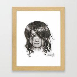 Babydoll by Kate Morgan Framed Art Print