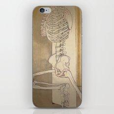 Bone Dance iPhone & iPod Skin
