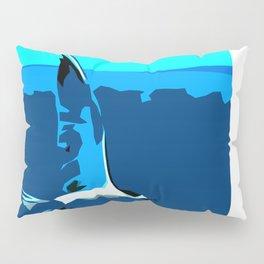 Tropical Tern (Sandwich Tern) - Seychelles Pillow Sham