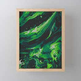 OAKWOOD Framed Mini Art Print
