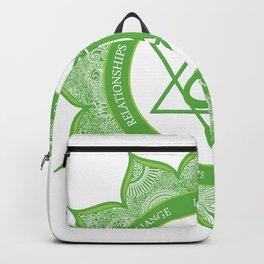 Heart Chakra #49 Backpack