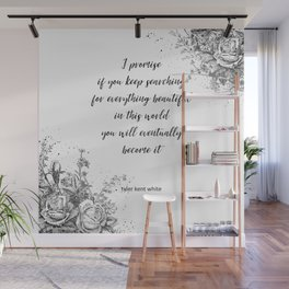 I promise Wall Mural