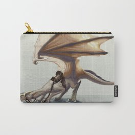 Camel Dragon Concept Art Carry-All Pouch