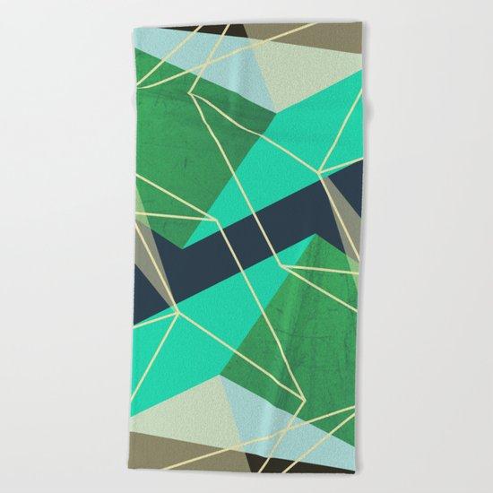 ColorBlock VI Beach Towel