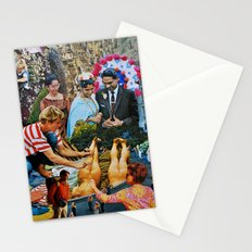 Coral LP Album Artwork Stationery Cards