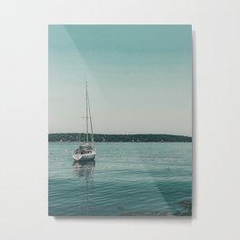 Boothbay Harbor, ME. 2019 Metal Print