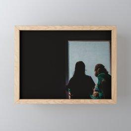 Piedras Negras 1 Framed Mini Art Print
