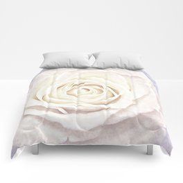 Powdered and Whipped Comforters
