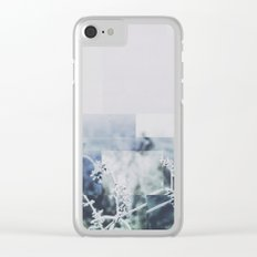 Fractions A69 Clear iPhone Case