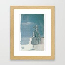 Mountain 3 Framed Art Print