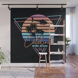 Catalina Wine Mixer Wall Mural