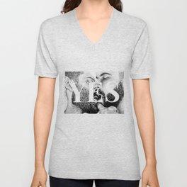 Yes - Nood Doods Unisex V-Neck