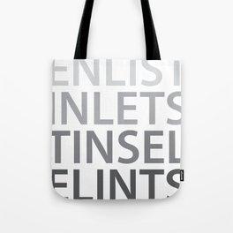 Silent Listen Tote Bag