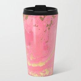 Fluid Rose Gold Travel Mug