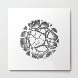 The Crunch Metal Print