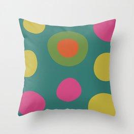 Eye Candy Throw Pillow