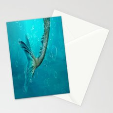 Mermaid Tail Stationery Cards