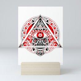 Eye of Horus 2 Mini Art Print
