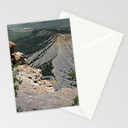 View from top of Mesa Verde Stationery Cards
