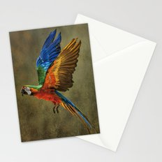 A Flying Rainbow Stationery Cards